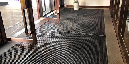 铝合金除尘地垫使用更安全