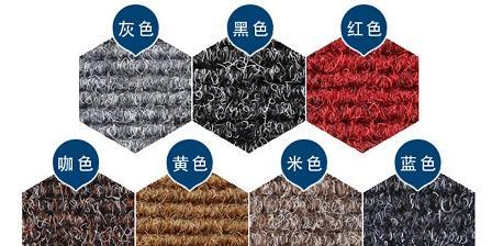 如何区分铝合金地垫毯面是否进口