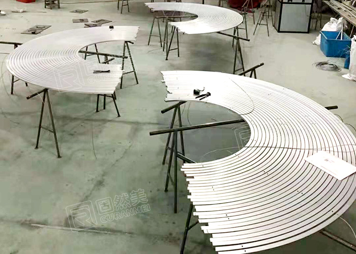 铝合金地垫