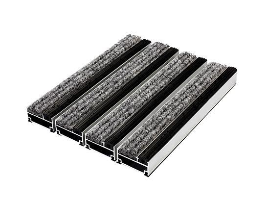 嵌入式铝合金地垫 GRM-AU-LB