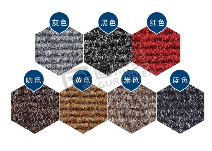比利时条纹毯